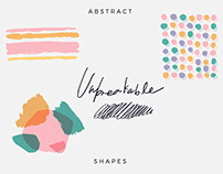 Unbreakable - Free, Abstract, Design