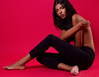 R E D - Eliza | Broke Model Management