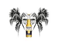 Corona Extra - reclame