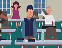 Startup App - Animated Promo Short