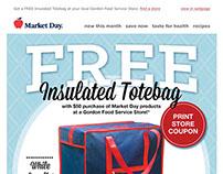 Free Totebag Email