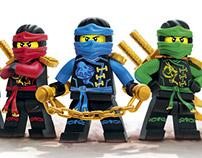 LEGO Ninjago Wu-Cru Gamification System