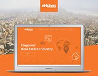 ENichers UI / UX Design