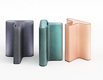 Free 3d model / T Vases by Ligne Roset