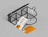Proekt Architecture Branding