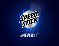 HISTORIAS #NEVERQUIT / SPEED STICK