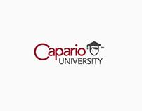 Capario University Branding