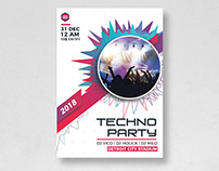 PSD FLYER TEMPLATE DOWNLOAD