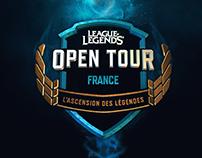 League Of Legends Open Tour