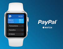 PayPal - Apple Watch