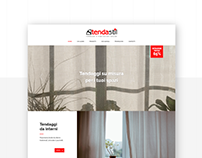 Tendastil - Website Restyling