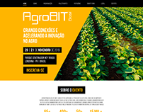 Agrobit - Web Design