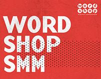 Wordshop Social Media
