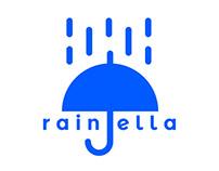 Umbrella logo graphic design