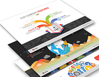 Quite Business Plan Powerpoint Presentation Template