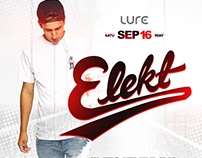LURE NIGHT CLUB (Edward Ent)