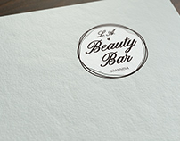 Logo for L.A. Beauty Bar Ioannina