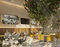 Zeitouna Restaurant- New Concept