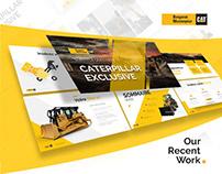 PowerPoint Presentation Design - CAT Recent Work
