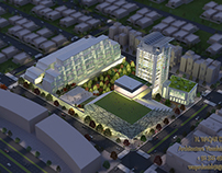 DHA Housing Society work for AL-IMAM ENTERPRISE