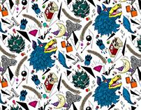 Animal underwear designs
