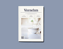 Vornehm | Magazine Template