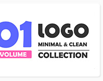 Minimal Logo collection vol. 1 || 80 min challenge