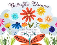 Butterflies' Dreams