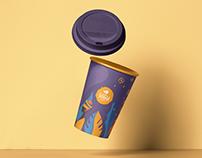 Design coffee cap