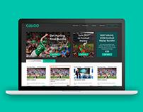 RTÉ - GAAGO Website