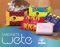 Wete :: Beauty Brand & Packaging