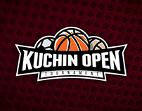 Kuchin Open Tournament Logo