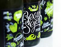 Beau Séjour - Imperial IPA label