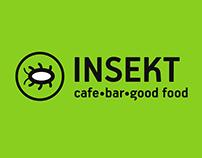 INSEKT / INSECT BAR // branding