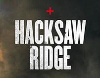 Hacksaw Ridge animation