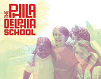 The Philadelphia School — Rebranding
