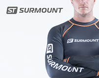 Surmount Clothing | eCommerce - Branding