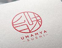 Umamya Sushi Branding