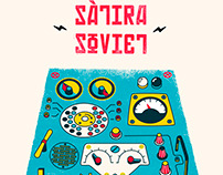 Sàtira Soviet Poster I