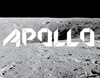 Apollo Modular Typeface
