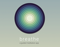 Breathe: A Guided Meditation App