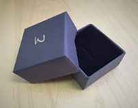 Wanderlust Ring Box