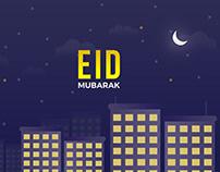 Eid Mubarak 4K Wallpaper 2019