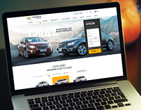 Pianna Chevrolet Website