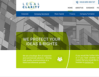 Legal CLARITY - Law firm UK