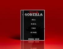 Godzilla: King of Monsters Alternative Poster