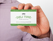 Deli Time Menus & Gift Card
