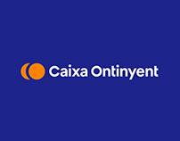 Caixa Ontinyent. Restyling & Branding