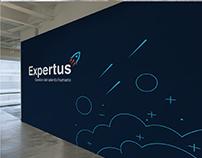 Expertus /Branding