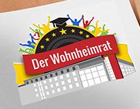 """""""Der Wohnheimrat"""" Dorm logo - Germany"""